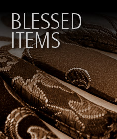Blessed Items