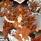 Peaceful Dorje Shugden Print