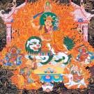 Dorje Shugden Mandala Print