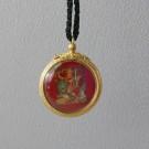 Dorje Shugden Gold Encased Pendant