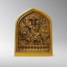 Dorje Shugden Bronze Tsatsa